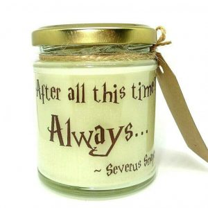 Always Quote Scented Candle