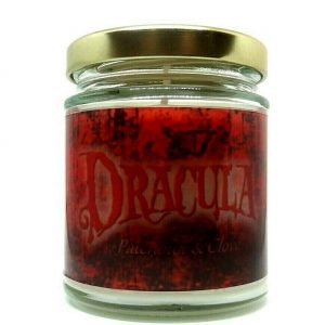 Dracula Scented Jar Candle