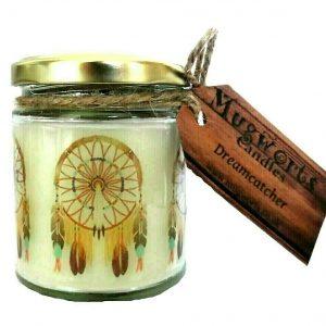 Dreamcatcher Scented Jar Candle