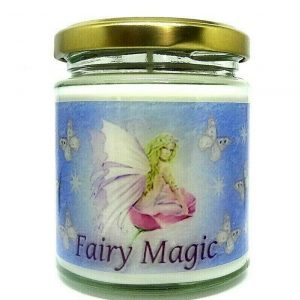 Fairy Magic Scented Candle