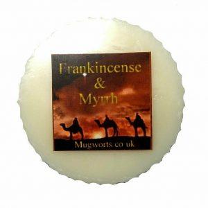 Frankincense And Myrrh Wax Melt