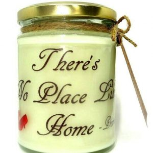No Place Like Home Scented Candle