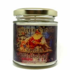 Santa's Workshop Scented Candle