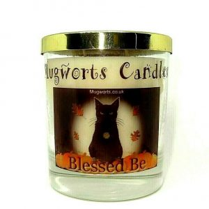 Smoked Pumpkin Scented Candle