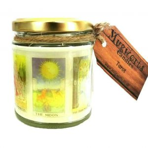 Tarot Card Scented Candle