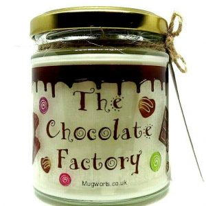 The Chocolate Factory Scented Candle