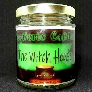 Witch House Scented Candle