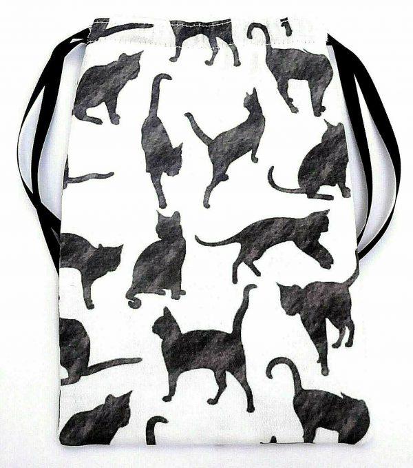 Black Cats Tarot Bag
