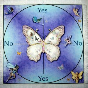 Butterfly & Fairy Scrying Mat