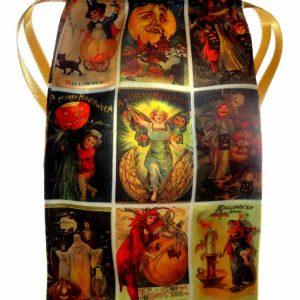 Halloween Card Tarot Bag