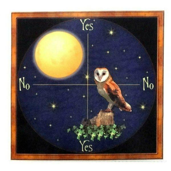 Magical Owl Scrying Mat