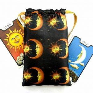 Moon & Sun Tarot Bag