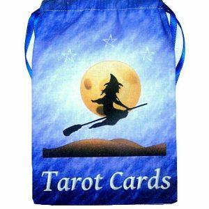 Moon Witch Tarot Bag