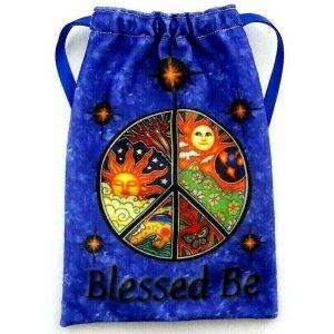 Mystic Peace Tarot Bag