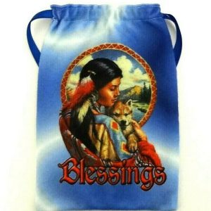 Native American Blessings Tarot bag