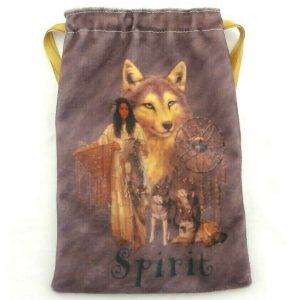 Native American Tarot bag