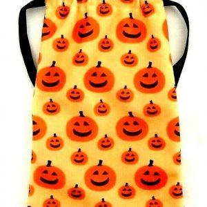 Pumpkin Tarot Card Bag