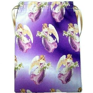 Purple Angel Tarot Bag