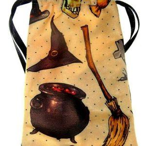 Witchy Tarot Card Bag