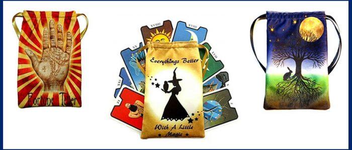 Tarot Card Bags