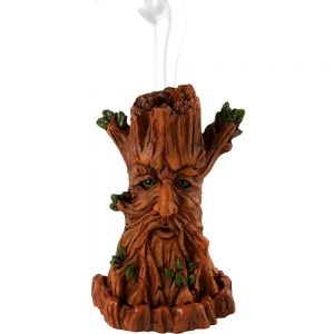 Trees spirit incense holder