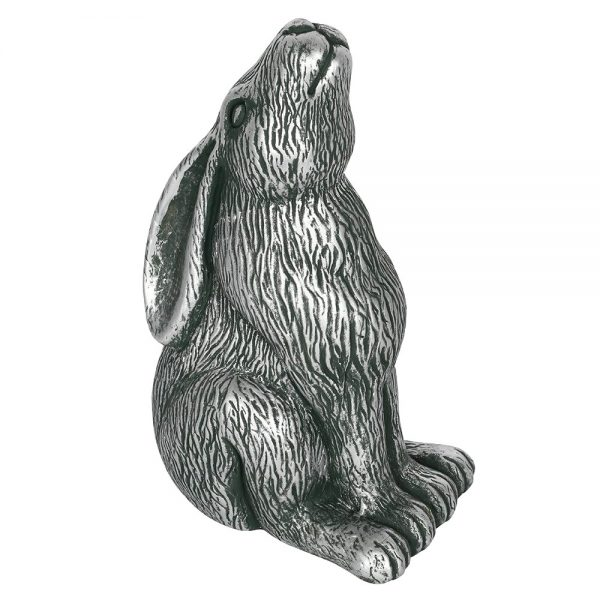 moon gazing hare silver 2