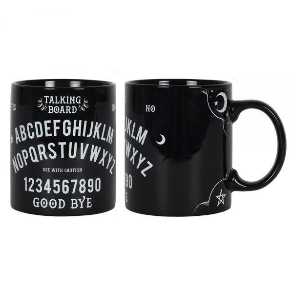 ouija board mug