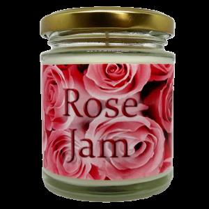 Rose Jam Candle from Mugworts