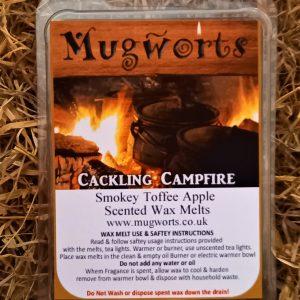 Cackling Campfire Wax melts