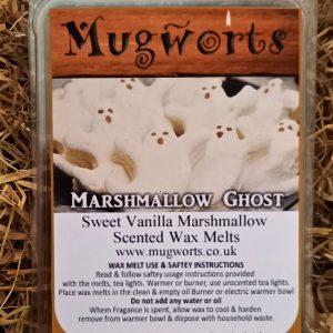 Marshmallow Ghost Melts